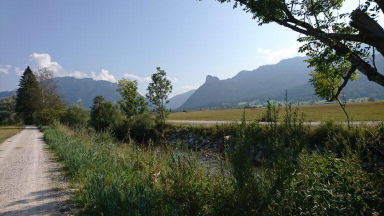 Endlich geht es wieder los! Gemeinsam wandern, biken, radeln in Oberammergau